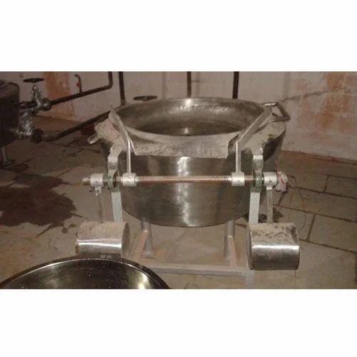 Thermic Fluid Pan