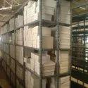 Slotted Angle Warehouse Rack