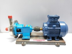 1 HP Stainless Steel Chemical Pump