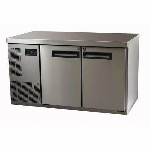 Two Door Undercounter Refrigerator