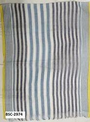 Cotton Yarn Dyed Shawls