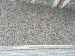 Polished Desert Gold Granite Slab, For Flooring,Kitchen Top, Thickness: 15-20 mm