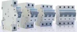 Single & Three Phase C Type Hager Switchgear, 10KA, 6-63Amp