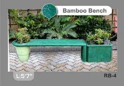 RCC Bamboo Bench