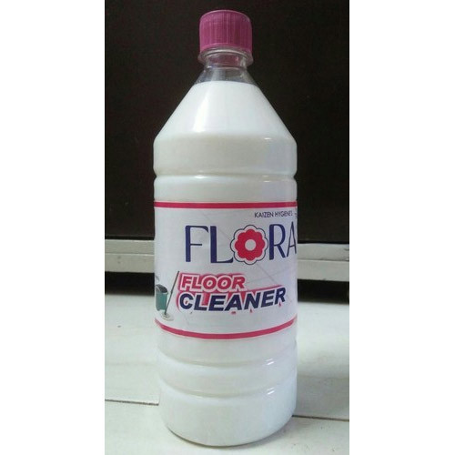 Flora Concentrated Floor Cleaner, Packaging Type: Bottle