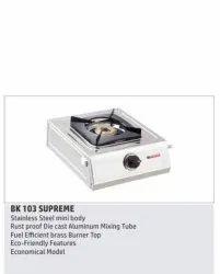 Single Burner Gas Stove, Model Number/Name: 103