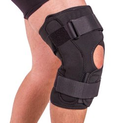 Black Knee Support