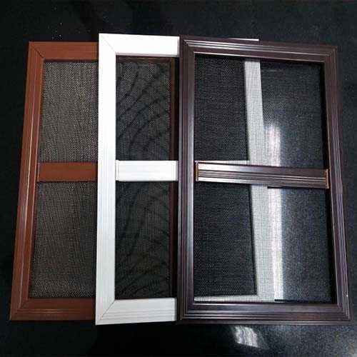 Optional(frame) Netlon Mosquito Net Window, Size/Dimension: 3 To 4 Feet(height)