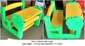 Kids Desk And Bench