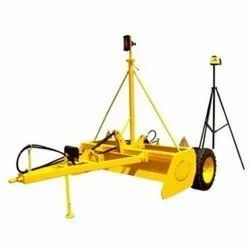 Iron Laser Land Leveler, For Agriculture, 50-60 Hp