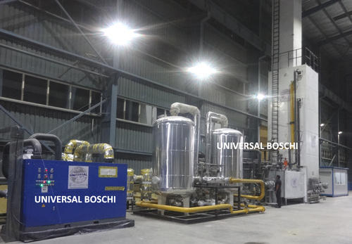 Oxygen Plant Manufacturer & Nitrogen Plant Exporter from India
