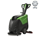 Ipc Ct 46 Walk Behind Scrubber Dryer, Dimensions: 740 X 394 X 535 Mm, Power Supply: 24 V