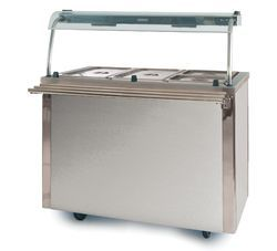 Mobile Dry Heat Bain Marie