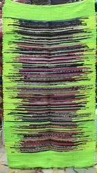 Multicolor Gujral Fashion Boarder Rugs, Size: 6 feet X 4 feet