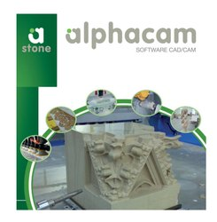 Alphacam Stone - Specifically Designed For Machining Stone