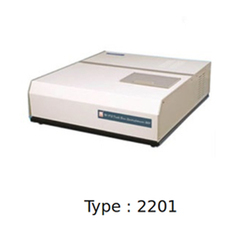 PC Based Double Beam UV VIS Spectrophotometer