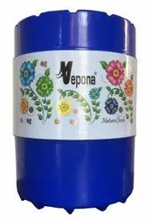 blue thermoware water jug