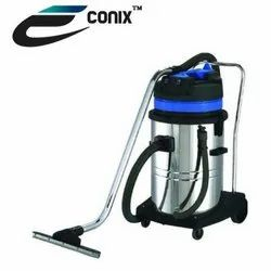 60 Litres Double Motor Wet  Dry Vacuum Cleaner