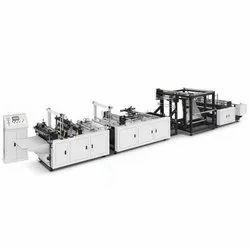 ZXL-C700 Non Woven Box Type Bag Making Machine