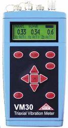 Human Vibration Meter