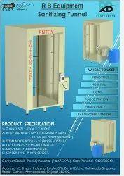 Sanitization Cabin