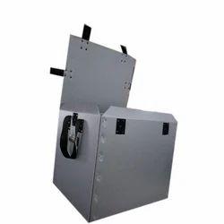 Gray PP Corrugated Box