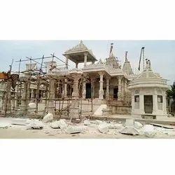Marble, Sandstone Temple Construction Services