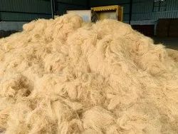 Brown Coconut Fiber, Grade: Recycled, Packaging Size: 1.5 Feet
