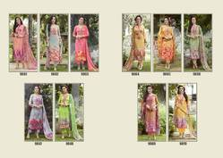 Fiona Zohra Vol 21 Cotton Suit