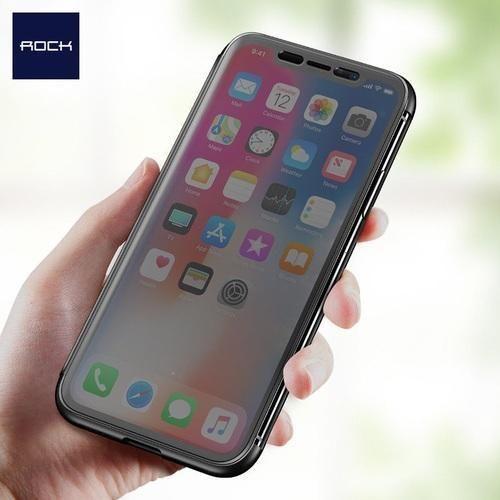 timeless design ef359 ebc2a Rock Dr.v Flip Case For Iphone X 7 8 Plus
