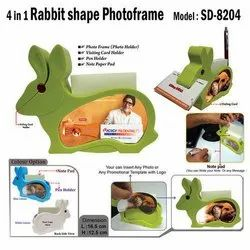 Rabbit Shape Photo Frame SD-8204