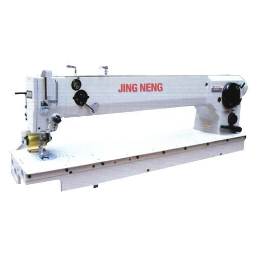 Automatic Long Arm Unison Feed Zigzag Sewing Machine Usage Thick Extraordinary Thick Thread For Sewing Machine