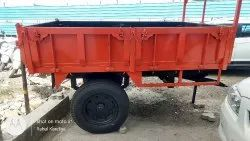Mild Steel Tractor Trailer, Capacity: 5 Ton, Chassis Type: Kaman Patti - Leaf Spring