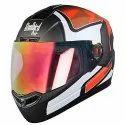 Plastic Steelbird Sba-1 Robotics Full Face Helmet