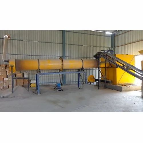 Granulator Machine With Dryer