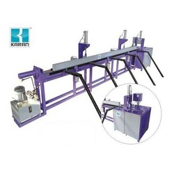Fully Automatic Finger Jointing Vice
