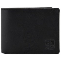 Woodland W 534004 Black Men's Leather Wallet