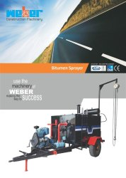 Road Sprayer
