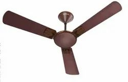 Enticer Art Espresso Brown Ceiling Fan