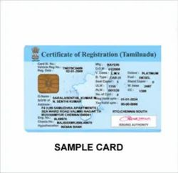 Driving License And Registration Certificate Solutions