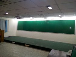 Classroom Green Chalk Writing Board