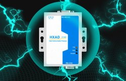 RS232 to RS485/422 Active Converter - Industrial Grade - Optically Isolated HXAD HXSP-2118C
