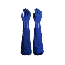 PVC Cotton Unisex Starfish Plus Hand Gloves for Industrial