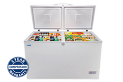 Top Open Blue Star Cooler Cum Freezer, Capacity: 500 L