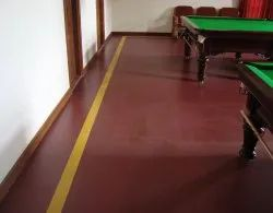 Clubs Billiards Flooring
