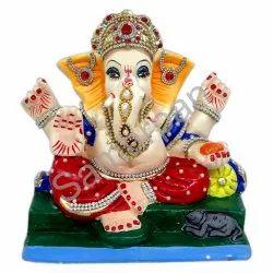 Clay Ganesha 8C