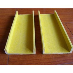Structural FRP C Channel