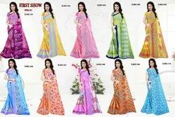 Indian Chiffon Sarees
