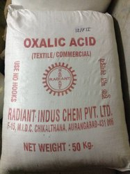 White Granules Oxalic Acid Powder, Packaging Size: 25-200 Kg, Packaging Type: Hdpe Bag
