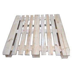 Rectangular Pinewood Pallets